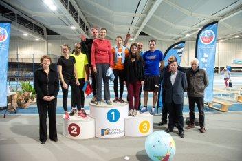 Les vainqueurs épreuves individuelles