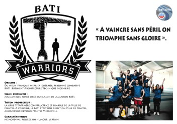 AFFICHE_Warriors du Bati