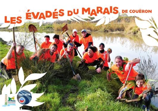 J181122-Affiche Les Evades du Marais